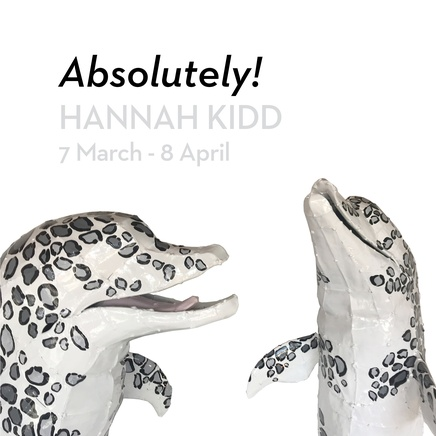 Show #11: Absolutely! by Hannah Kidd